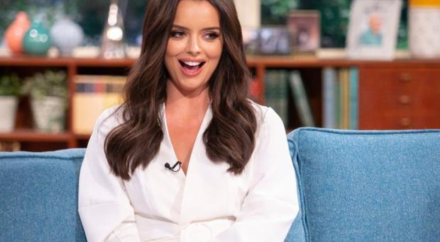 Maura Higgins causes a storm again as the Love Island star inspires Met Eireann