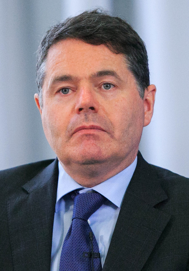 Talks ongoing: Finance Minister Paschal Donohoe. Photo: Gareth Chaney/Collins