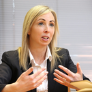 Data Protection Commissioner Helen Dixon. Photo: Frank Mc Grath