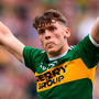 Rising star: So much rests on the young shoulders of David Clifford if Kerry are to upset Dublin on September 1. Photo: Sportsfile