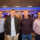 Will Slattery, Joe Canning, John Mullane and Michael Verney
