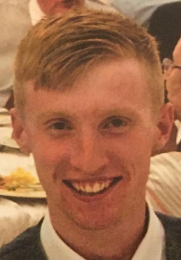 'World was his oyster': John Ryan (20) died in early May