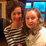 'Our hearts are broken': Nora Quoirin, whose body was found last week, with her mother Meabh. Photo: Family Handout/PA Wire