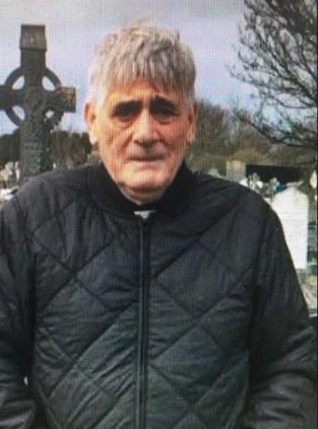 Paddy Hansard suffered serious head and spinal injuries