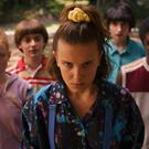 On demand: 'Stranger Things' from Netflix has captured huge audiences online since the series launched in 2016