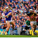 Niall OMeara of Tipperary shoots to score his side's first goal