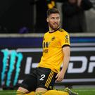 Matt finish: After a difficult start to his Wolves career, Matt Doherty has flourished in helping them back to the Premier League. Photo: Getty Images