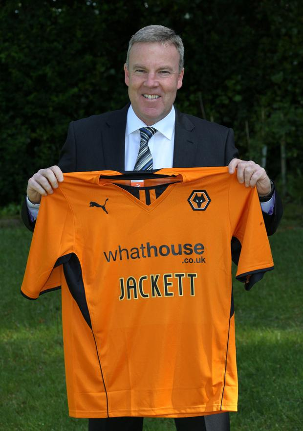 Jackett: 'Doherty rose to every single challenge. Photo: Nick Potts/PA Wire