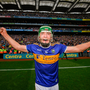 Noel McGrath of Tipperary celebrates his side's victory