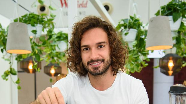 Joe Wicks pronounced Wensleydale 'Wensley-darle' (Matt Crossick/PA)