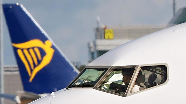 Ryanair claims pilot strike action was unlawful