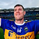 Tipperary captain Séamus Callanan. Photo: Stephen McCarthy/Sportsfile