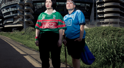 Vickey Curtis and Aine O'Hara's GAA MAAD! premieres at Bewley's Cafe Theatre from Sep 7 - 21 as part of Dublin Fringe 2019