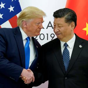 Tariff war: US president Donald Trump and Chinese counterpart Xi Jinping are at odds over trade