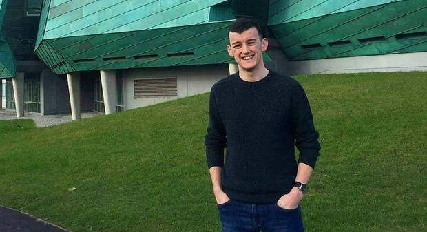 Victor O'Loughlin of GMIT