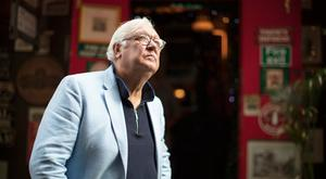 Actor and publican Gary Whelan pictured at the Wild Duck pub in Temple Bar, Dublin. Picture: Arthur Carron