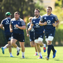 CJ Stander during Ireland Rugby squad training at The Campus in Quinta do Lago, Faro, Portugal. Photo by Ramsey Cardy/Sportsfile