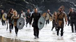 Blood lines: TV series 'Vikings' was filmed in Ireland – but the real Scandinavian plunderers boosted our population centuries ago