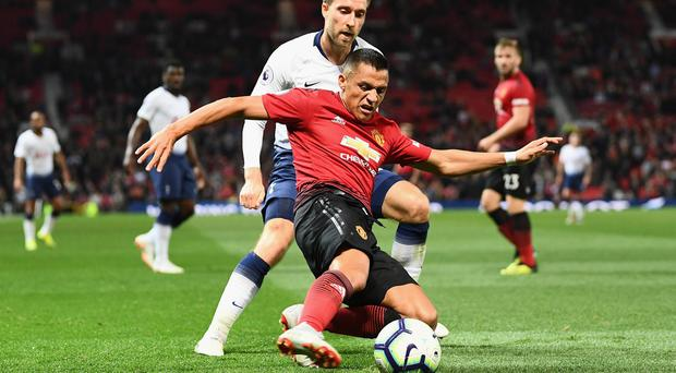 DECISION TIME: Inter Milan will hope to know in the next 24 hours whether they can get Alexis Sanchez on a loan deal. Photo: Clive Mason/Getty Images