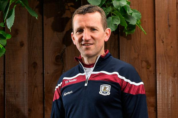 Galway selector Francis Forde. Photo: Harry Murphy/Sportsfile