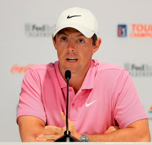 McIlroy has won $48.7m on the PGA Tour alone since 2010, not including bonus money such as the $10m he banked for winning the FedEx Cup in 2016. Photo: Sam Greenwood/Getty Images