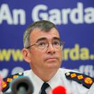 22/08/2019 Commissioner Drew Harris at Garda DMR Headquarters, Harcourt Square, Dublin during an official announcement of a new Garda Operating Model. Photo: Gareth Chaney/Collins