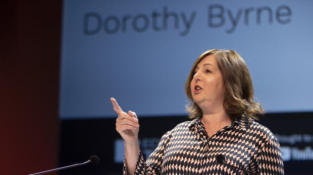 Head of news and current affairs at Channel 4, Dorothy Byrne (Jane Barlow/PA)