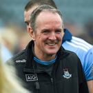 Dublin hurling manager Mattie Kenny. Photo: Sportsfile