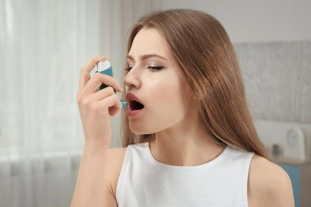 Asthma attacks can be deadly. Stock picture