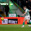 Celtic's James Forrest scores their first goal. Photo: Reuters/Craig Brough