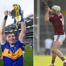 Seamus Callanan, Joe Canning and Henry Shefflin