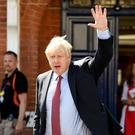 British Prime Minister Boris Johnson. Photo: Finnbarr Webster/Pool via REUTERS