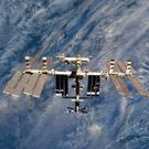 The International Space Station. Photo: AFP/Getty Images