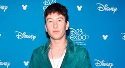 Barry Keoghan of 'The Eternals' took part today in the Walt Disney Studios presentation at Disneys D23 EXPO 2019 in Anaheim, Calif. 'The Eternals' will be released in U.S. theaters on November 6, 2020. (Photo by Alberto E. Rodriguez/Getty Images for Disney)