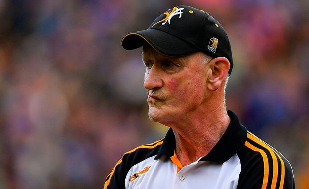 'If Brian Cody has the energy and drive to keep going, he is the only man for the job and it's that simple.' Photo: Brendan Moran/Sportsfile