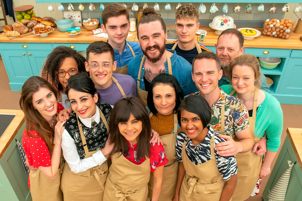 Too many cooks: The average age of contestant on this year's Bake Off is 31. Photo: C4/Love Productions/Mark Bourdillon/PA Wire