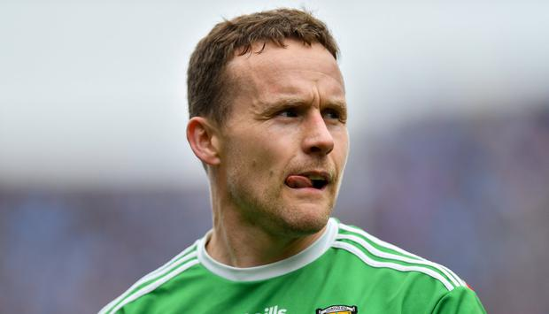 Mayo's Andy Moran has retired