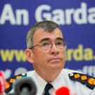 Drew Harris: Commissioner has proposed major Garda changes. Picture: Collins
