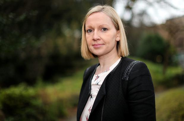 Former Fine Gael TD and minister Lucinda Creighton. Picture: Gerry Mooney