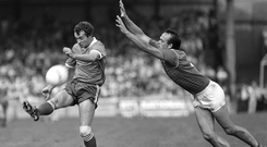 Mikey Sheehy said the occasion got to him in 1982. Photo: Ray McManus / Sportsfile