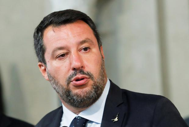 Changes: Matteo Salvini is currently deputy premier. Photo: Reuters