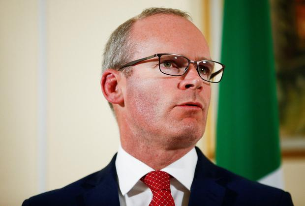 Tánaiste Simon Coveney. Photo: REUTERS/Henry Nicholls/File Photo