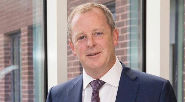 'Demand': Michael Stanley says Cairn will continue to work with institutional investors. Photo: Naoise Culhane