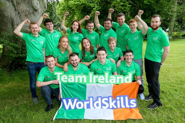 The Irish WorldSkills team have won 4 gold medals, 1 bronze medal, a Best of Nation medal and 7 Medallions for Excellence at the 45th WorldSkills Competition in Kazan, Russia.