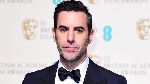 Sacha Baron Cohen accuses Facebook of profiting from Nazism