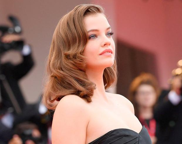 Venice: Actress Barbara Palvin at the opening of the film festival, which began with a screening of 'La Vérité'. Photo: Pascal Le Segretain/Getty Images