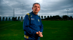 Keane edge: Victory on Sunday would be some coup for Kerry boss Peter Keane. Photo: Sportsfile