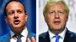 Leo Varadkar and Boris Johnson don't have much in common – let alone their Brexit policies