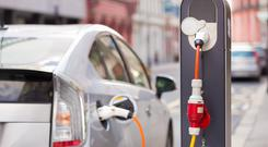 DoneDeal has clarified statements about the depreciating value of electric cars. Stock picture