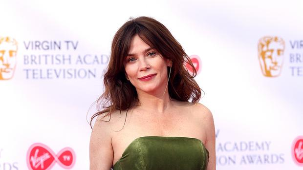 Anna Friel was famously one half of the first lesbian kiss shown pre-watershed on British TV (Isabel Infantes/PA)